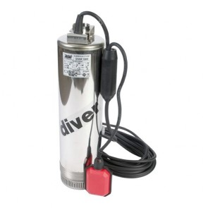 Tesla Tes-Diver200Mhfa High Head Submersible Clean Water 200L/M55M 1.5Kw 240V