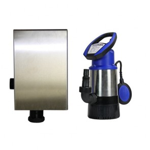 Bianco Bia-Jh8003S2Pc20 Submersible Pump Pressure System Clean Water 83L/M 30M 0.8Kw 240V