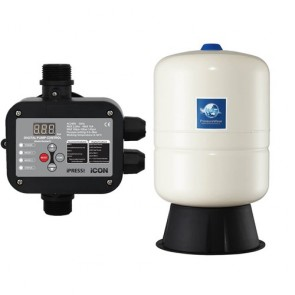 Bianco Ipress Controller And Gws 35L Pressure Tank