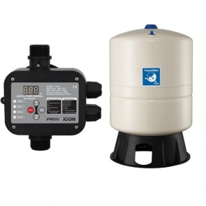 Bianco Ipress Controller And Gws 60L Pressure Tank