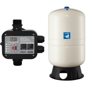 Bianco Ipress Controller And Gws 100L Pressure Tank