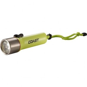 Coast Px50 Waterproof Diving Led Torch - 131 Lumens 4 X Aa