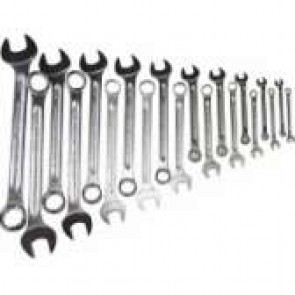 "Stahlwille Open-Box 13 20Pc Imperial Spanner Set (1/4-1.1/4"") (96404804)"