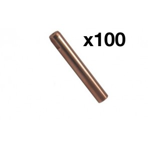 Long LIfe 1.2mm Contact Tip Bernard Sytle - 51mm long (7490) - PK of 100