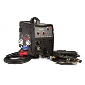 UniMig Viper 182 MIG Inverter Welder with TIG & MMA (Stick) function - 10amp Plug - Build Your Own Bundle / Kit [KUMJRVM182]