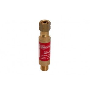 Weldclass Acetylene/LPG Welding Flashback Arrestor - AS4603 Approved - Regulator Mount (P4-FBARF2)