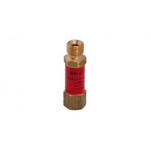 Weldclass Acetylene/LPG Welding Flashback Arrestor - AS4603 Approved - Torch Mount (P4-FBATF)