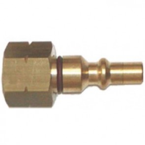 Weldclass Acetylene,LPG Quick Coupling - Pin Only, Torch Mount (P4-TQPF)