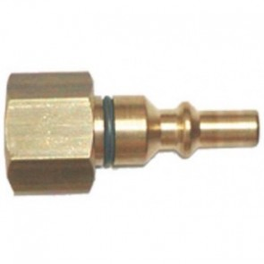 Weldclass Oxygen Quick Coupling - Pin Only, Torch Mount (P4-TQPO)