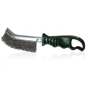 Taipan 1-Row Stainless Steel Hand Brush (TO-3204) - 20 Pack