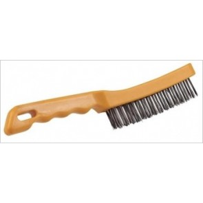 Taipan 4-Row Stainless Steel Hand Brush (TO-3206) - 12 PACK