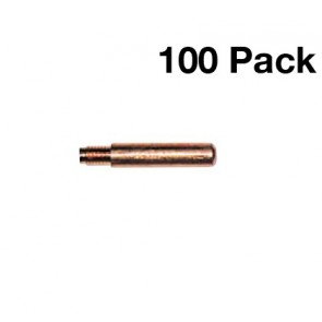 Tweco No.2/No.4 Style Heavy Duty Aluminium Contact Tip 1.2mm- PK of 100