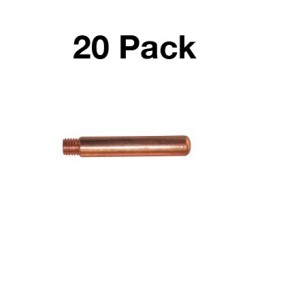 Tweco No.5 Style Heavy Duty Steel Contact Tip (1.6mm) - PK of 20