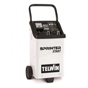 Telwin Batter Charger, Sprinter 3000 Battery Start 230v 12-24v (TWSPRINTER3000)