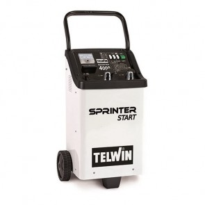 Telwin Battery Charger, Sprinter 4000 Battery Start 230v 12-24v(TWSPRINTER4000)