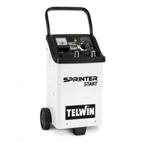Telwin Battery Charger Sprinter 6000 230v 12/24v - 90amps (TWSPRINTER6000)