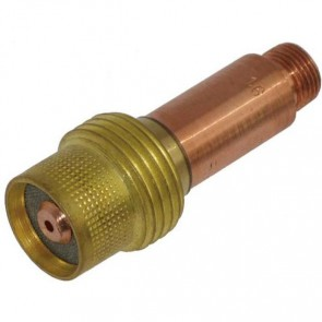 TIG Torch Collet Body Gas Lens for 17, 18 and 26 Series TIG Torches - 2.4mm (45V26) - 2 Pack